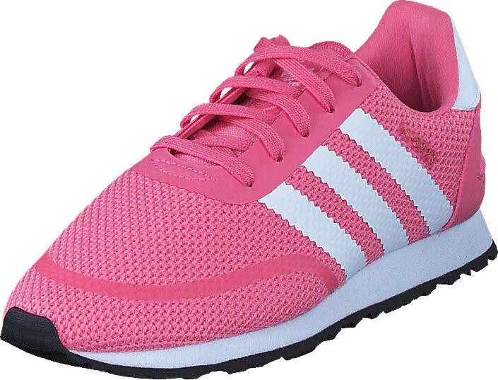 Image of Adidas Originals N-5923 C Chalk Pink/Ftwr Wht/Grey Three, Kengät, Sneakerit ja urheilukengät, Sneakerit, Vaaleanpunainen, Lapset, 32