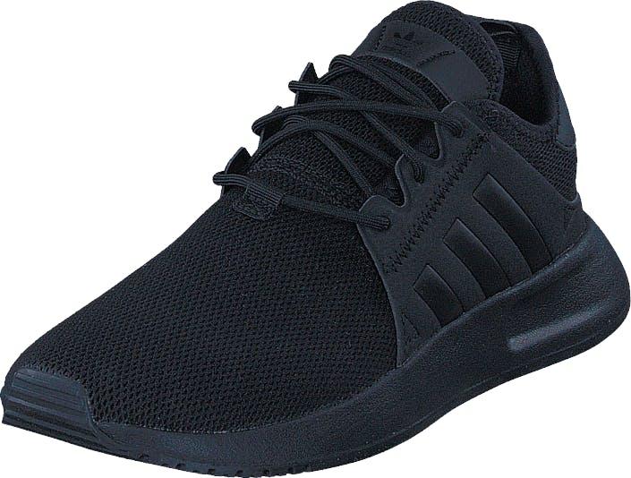 Image of Adidas Originals X_Plr C Core Black/Core Black, Kengät, Sneakerit ja urheilukengät, Sneakerit, Musta, Lapset, 31