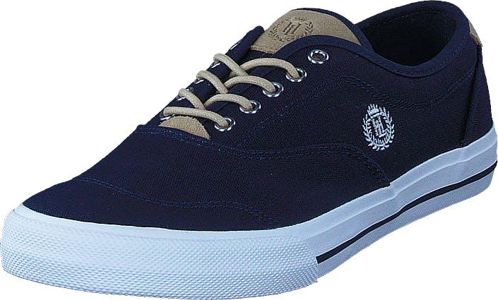 Henri Lloyd Brighton Lace Navy, Kengät, Sneakerit ja urheilukengät, Varrettomat tennarit, Sininen, Miehet, 45