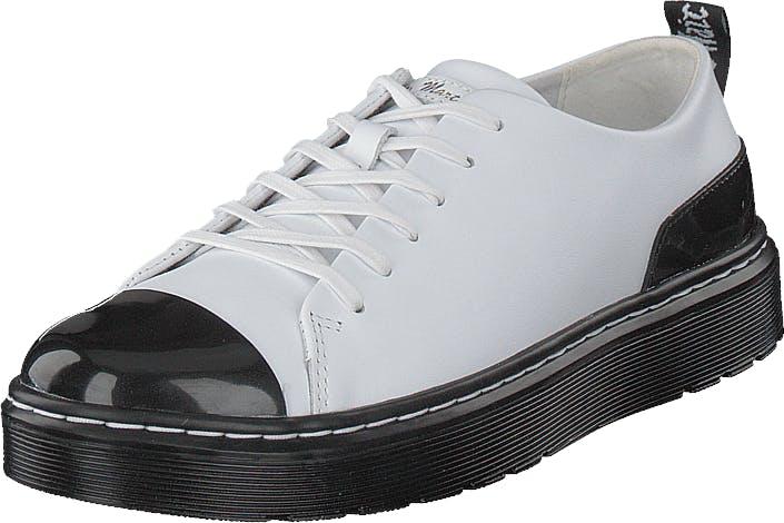 Image of Dr Martens Alexei White/black, Kengät, Sneakerit ja urheilukengät, Sneakerit, , Naiset, 38