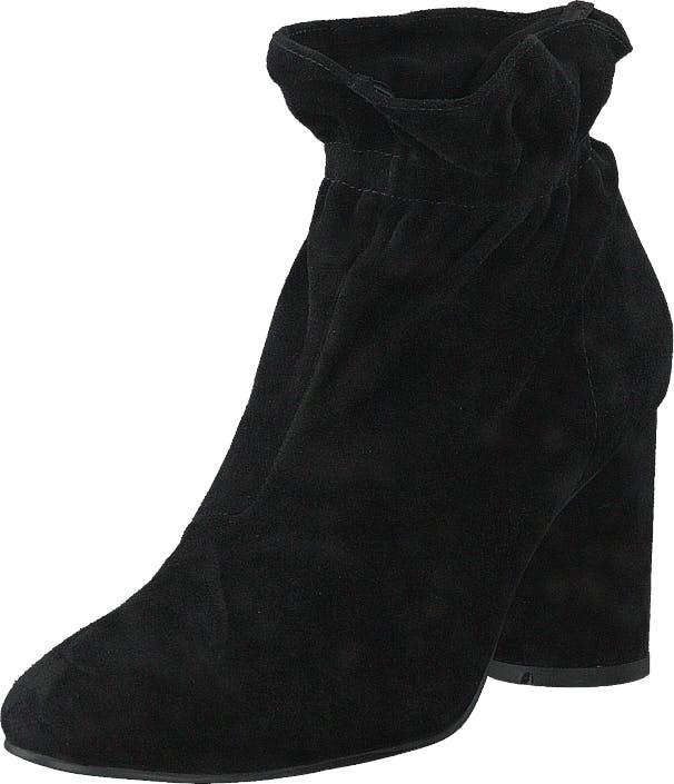 Sofie Schnoor Boot Casing Black, Kengät, Saappaat ja Saapikkaat, Nilkkurit, Musta, Naiset, 36