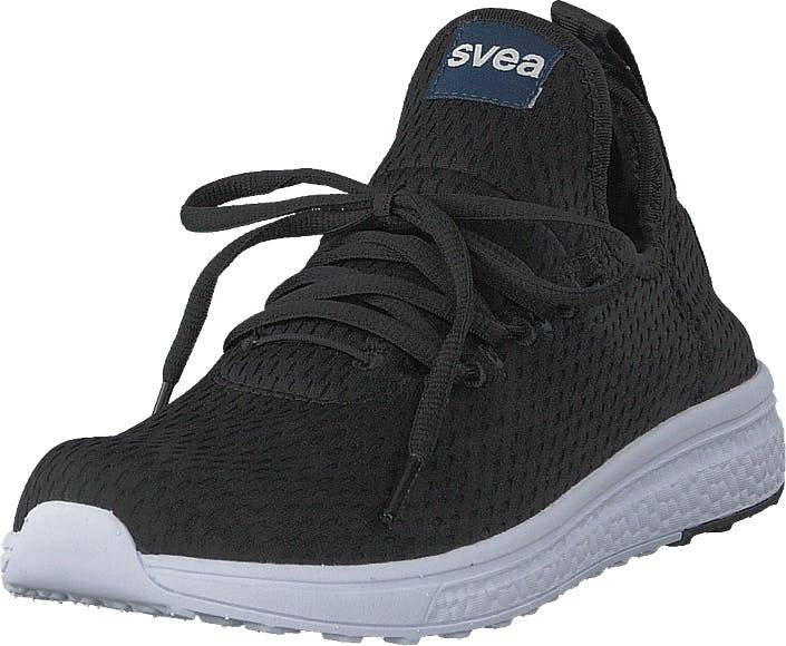 Svea Ally High Black, Kengät, Tennarit ja Urheilukengät, Sneakerit, Musta, Naiset, 41