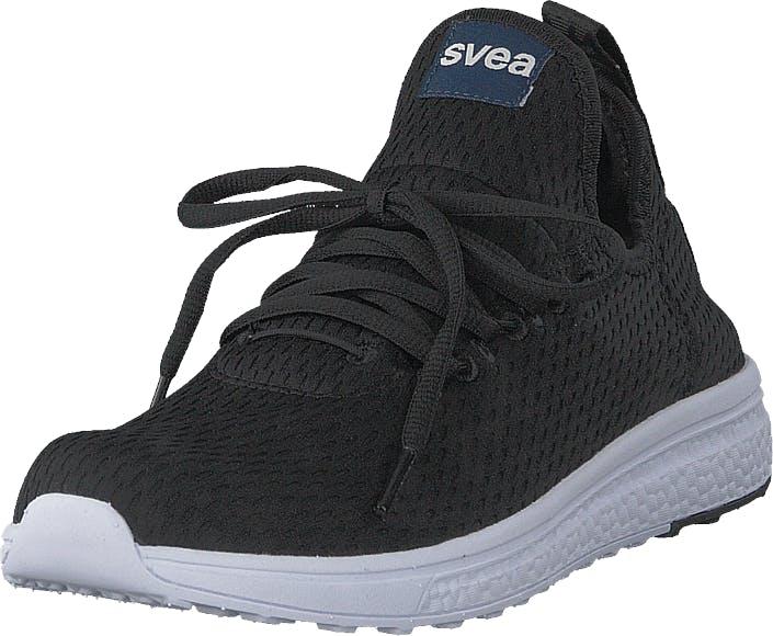 Svea Ally High Black, Kengät, Tennarit ja Urheilukengät, Sneakerit, Musta, Naiset, 38