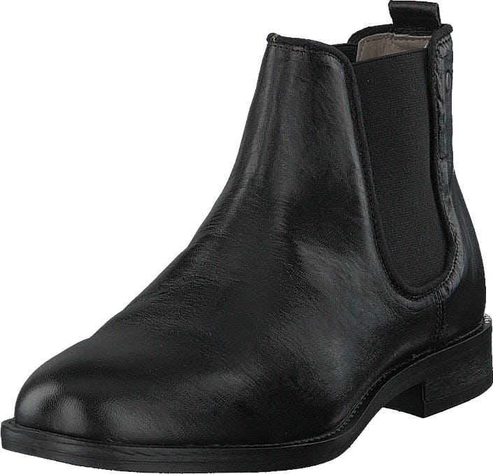Sneaky Steve Lomond Black, Kengät, Bootsit, Chelsea boots, Musta, Naiset, 40