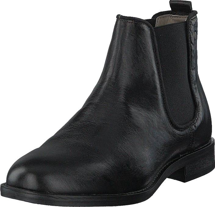 Sneaky Steve Lomond Black, Kengät, Bootsit, Chelsea boots, Musta, Naiset, 37