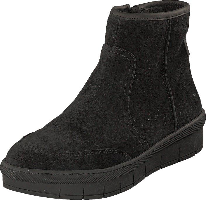 Ilves 75323-01 Black, Kengät, Bootsit, Curlingkengät, Musta, Naiset, 36