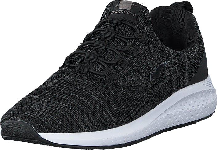 Bagheera Sway Black, Kengät, Tennarit ja Urheilukengät, Sneakerit, Musta, Unisex, 46