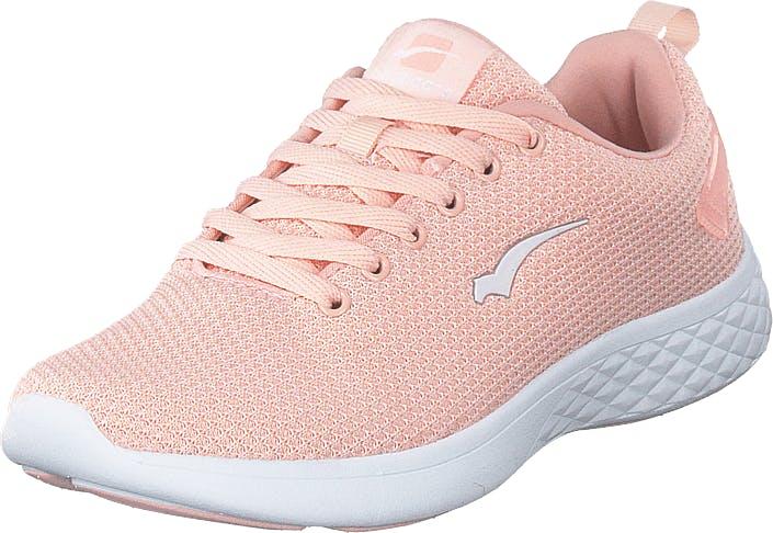 Bagheera Flow Soft Pink/white, Kengät, Tennarit ja Urheilukengät, Sneakerit, Valkoinen, Naiset, 37
