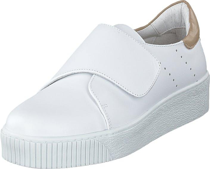 Twist & Tango Faro Sneakers White, Kengät, Matalat kengät, Kävelykengät, Valkoinen, Naiset, 37
