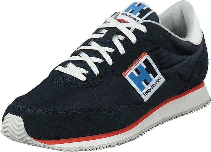 Image of Helly Hansen W Ripples Low-cut Sneaker Navy, Kengät, Sneakerit ja urheilukengät, Sneakerit, Sininen, Naiset, 38
