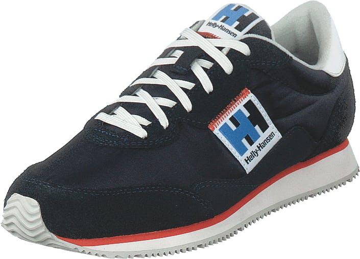Image of Helly Hansen W Ripples Low-cut Sneaker Navy, Kengät, Tennarit ja Urheilukengät, Sneakerit, Sininen, Naiset, 38