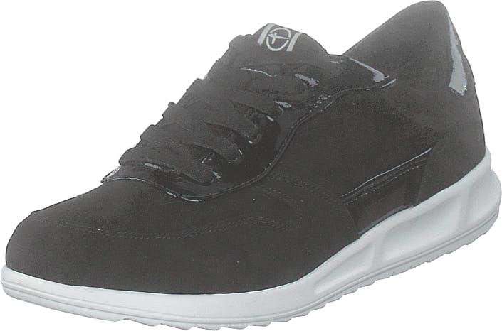 Image of Tamaris 1-1-23625-22 001 Black, Kengät, Sneakerit ja urheilukengät, Sneakerit, Musta, Naiset, 36