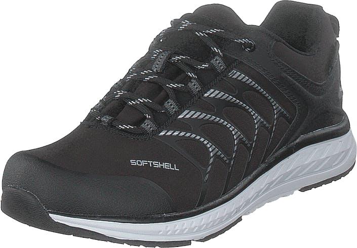 Polecat 430-1515 Waterproof Black, Kengät, Tennarit ja Urheilukengät, Urheilukengät, Musta, Unisex, 45