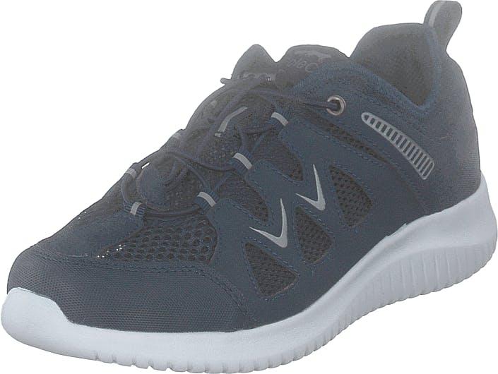Polecat 435-0118 Comfort Sock Navy Blue, Kengät, Tennarit ja Urheilukengät, Urheilukengät, Sininen, Unisex, 36