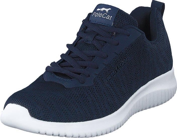 Polecat 435-0105 Navy Blue, Kengät, Tennarit ja Urheilukengät, Urheilukengät, Sininen, Unisex, 41