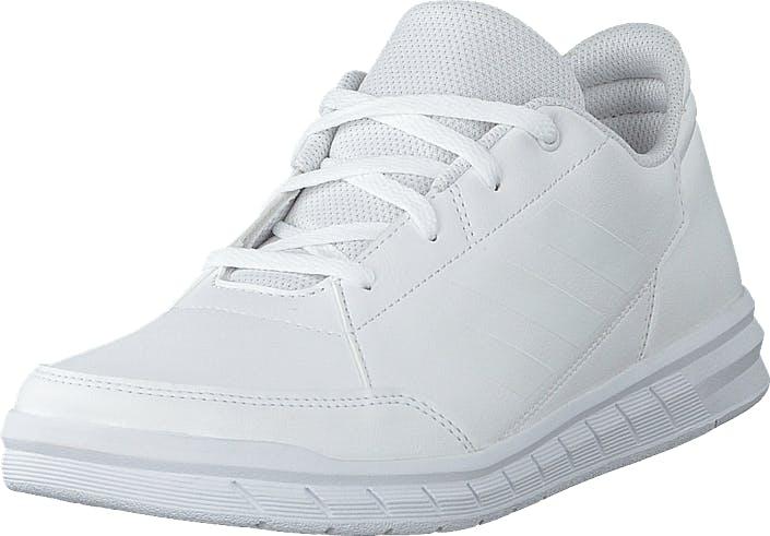 Adidas Sport Performance Altasport K Ftwwht/ftwwht/gretwo, Kengät, Tennarit ja Urheilukengät, Sneakerit, Valkoinen, Lapset, 40