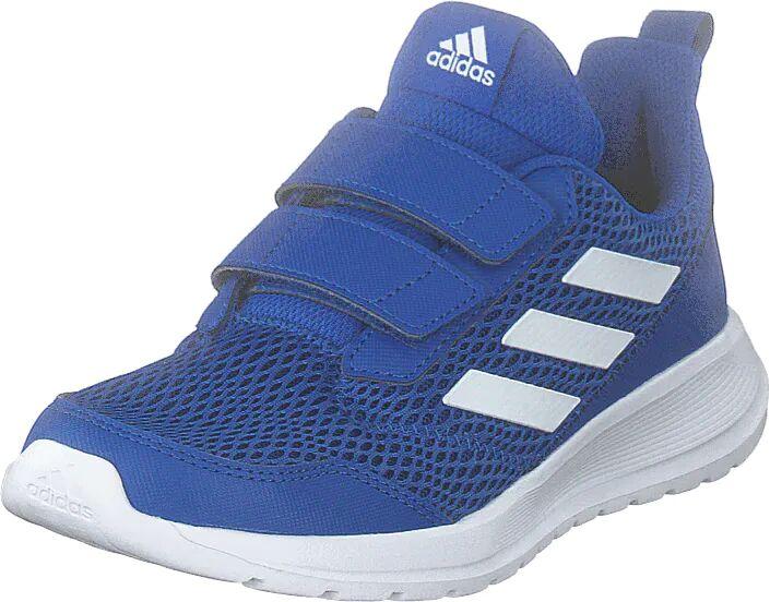 Image of Adidas Sport Performance Altarun Cf K Blue/ftwwht/blue, Kengät, Sneakerit ja urheilukengät, Urheilukengät, Sininen, Lapset, 32