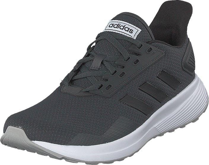 Image of Adidas Sport Performance Duramo 9 Carbon/cblack/gretwo, Kengät, Sneakerit ja urheilukengät, Urheilukengät, Harmaa, Naiset, 38