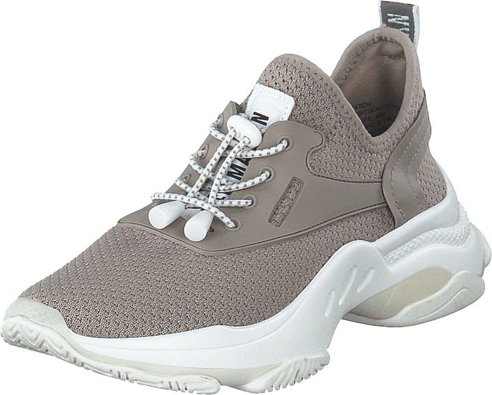Steve Madden Match Sneaker Taupe, Kengät, Tennarit ja Urheilukengät, Urheilukengät, Ruskea, Naiset, 37