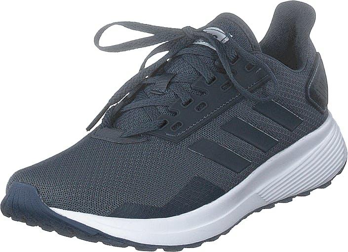 Image of Adidas Sport Performance Duramo 9 Onix/onix/tech Ink, Kengät, Sneakerit ja urheilukengät, Urheilukengät, Sininen, Naiset, 37