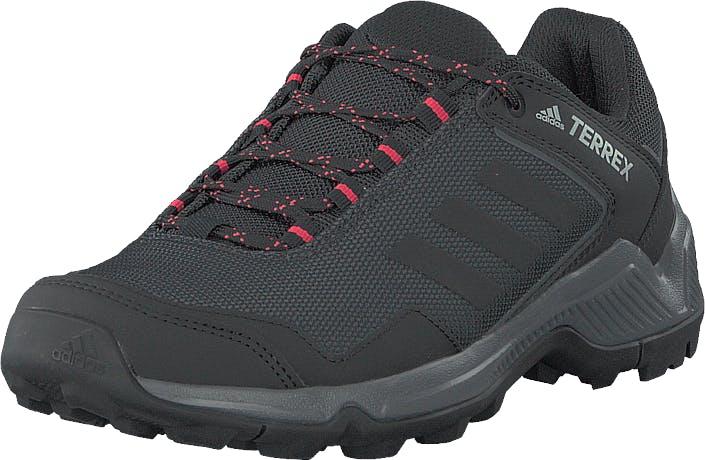 Image of Adidas Sport Performance Terrex Eastrail W Carbon/core Black/active Pink, Kengät, Sneakerit ja urheilukengät, Tennarit, Musta, Naiset, 38
