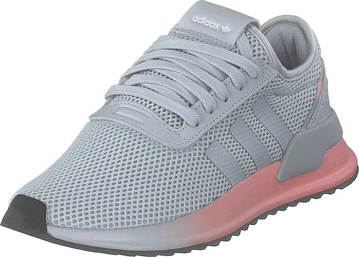 Adidas Originals U_path X W Lgh Solid Grey/lgh Solid Grey/, Kengät, Tennarit ja Urheilukengät, Sneakerit, Sininen, Naiset, 37