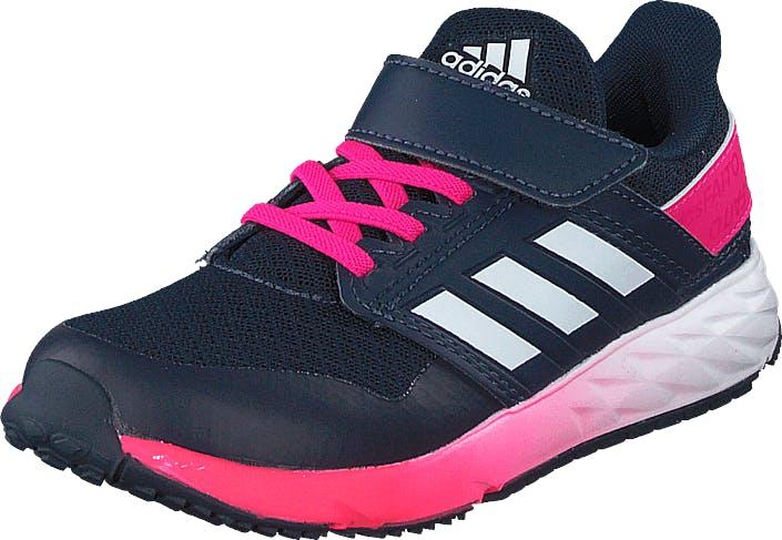 Adidas Sport Performance Fortafaito El K Collegiate Navy/ftwr White/sho, Kengät, Tennarit ja Urheilukengät, Urheilukengät, Sininen, Lapset, 33