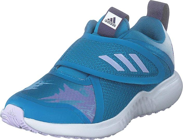 Adidas Sport Performance Fortarun X Frozen C Bold Aqua/purple Tint/ftwr Whi, Kengät, Tennarit ja Urheilukengät, Sneakerit, Turkoosi, Lapset, 33