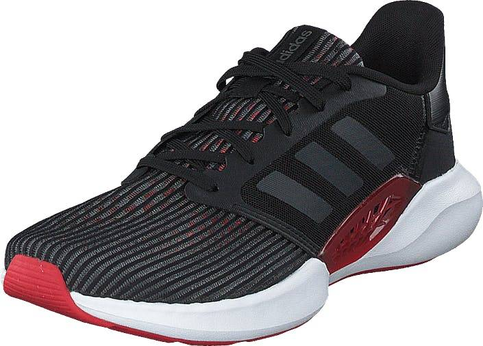 Adidas Sport Performance Ventice Core Black/grey Six/scarlet, Kengät, Tennarit ja Urheilukengät, Sneakerit, Musta, Unisex, 45