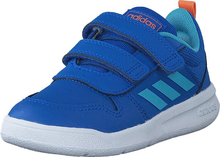 Adidas Sport Performance Tensaur I Glory Blue/bright Cyan/amber T, Kengät, Tennarit ja Urheilukengät, Sneakerit, Sininen, Lapset, 25