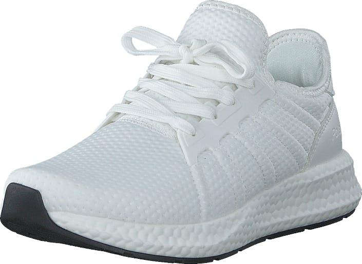 Polecat 441-6267 White, Kengät, Tennarit ja Urheilukengät, Sneakerit, Valkoinen, Unisex, 44