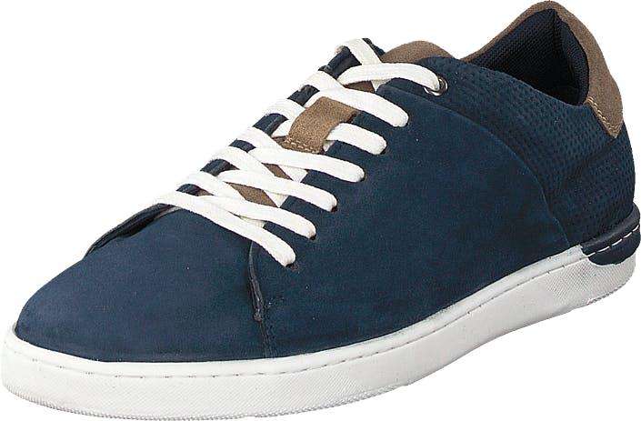 Senator 451-6208 Navy Blue, Kengät, Sneakerit ja urheilukengät, Varrettomat tennarit, Sininen, Miehet, 44