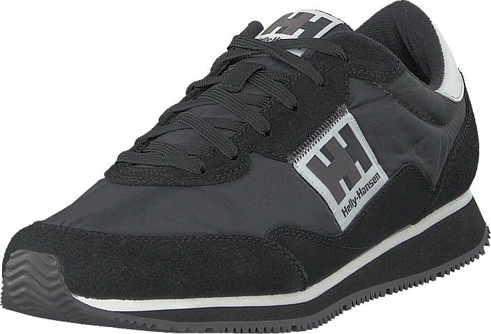 Image of Helly Hansen Ripples Low-cut Sneaker Black, Kengät, Tennarit ja Urheilukengät, Sneakerit, Harmaa, Musta, Miehet, 43