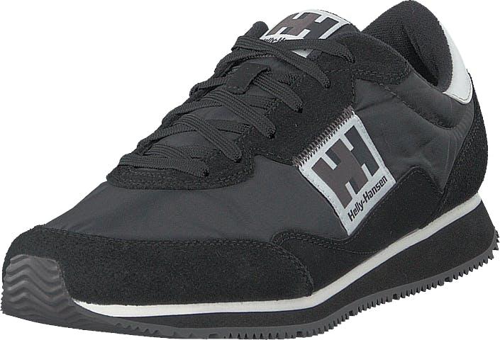 Image of Helly Hansen Ripples Low-cut Sneaker Black, Kengät, Tennarit ja Urheilukengät, Sneakerit, Harmaa, Musta, Miehet, 42