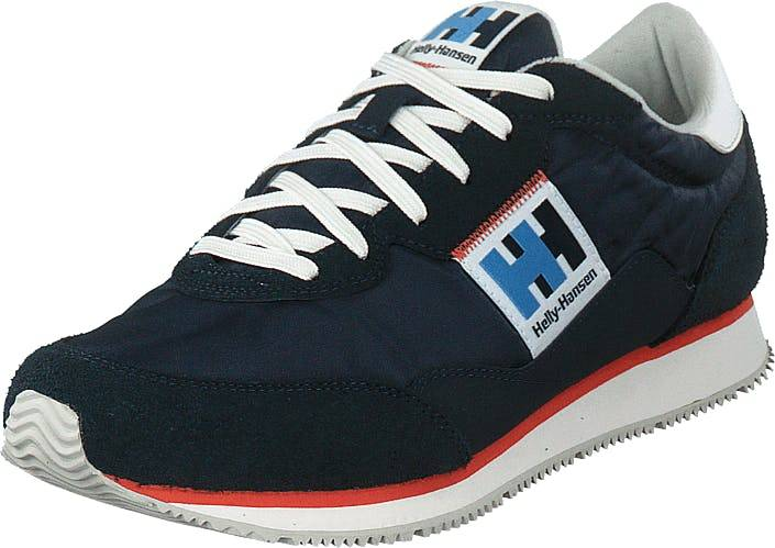 Image of Helly Hansen Ripples Low-cut Sneaker Navy, Kengät, Sneakerit ja urheilukengät, Sneakerit, Sininen, Miehet, 44