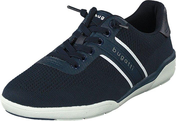 Bugatti Lake Navy, Kengät, Sneakerit ja urheilukengät, Sneakerit, Sininen, Miehet, 42