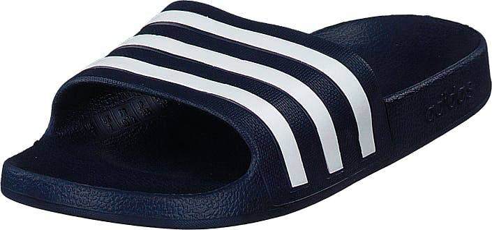 Adidas Sport Performance Adilette Aqua Dark Blue/ftwr White/dark Blue, Kengät, Sandaalit ja Tohvelit, Flip Flopit, Sininen, Unisex, 42