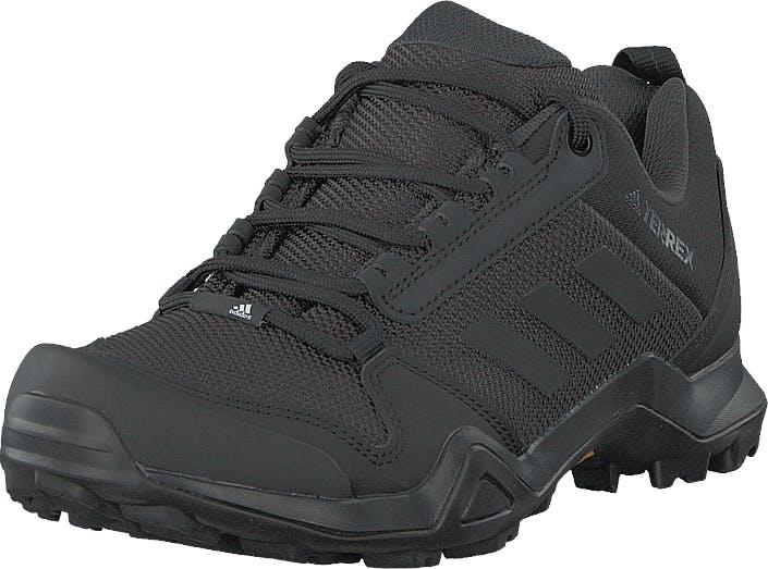 Adidas Sport Performance Terrex Ax3 Core Black/core Black/carbon, Kengät, Sneakerit ja urheilukengät, Tennarit, Musta, Unisex, 43