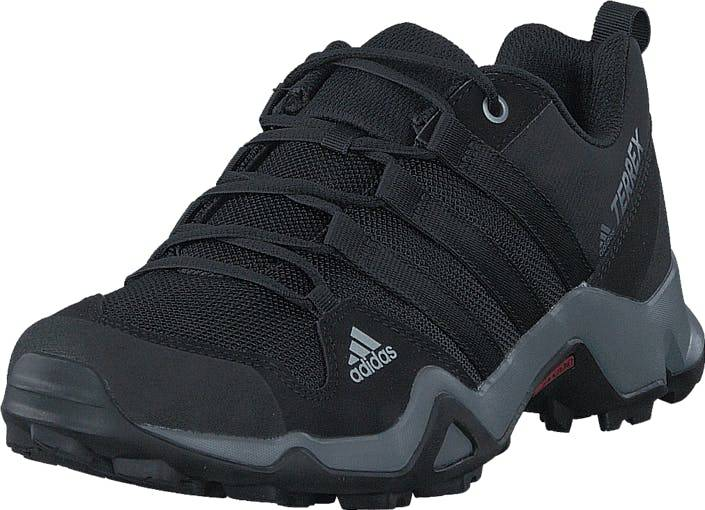 Image of Adidas Sport Performance Terrex Ax2R K Core Black/Core Black/Vista Gr, Kengät, Sneakerit ja urheilukengät, Tennarit, Musta, Lapset, 38