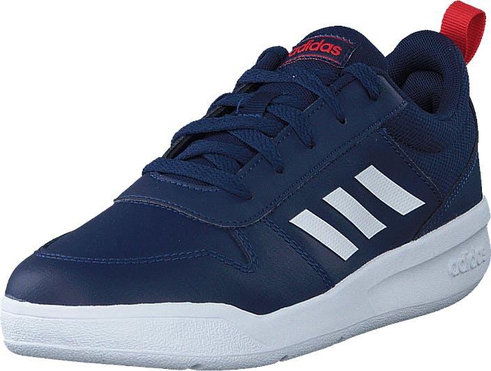 Adidas Sport Performance Tensaur K Dark Blue/ftwr White/active Re, Kengät, Tennarit ja Urheilukengät, Sneakerit, Sininen, Unisex, 39