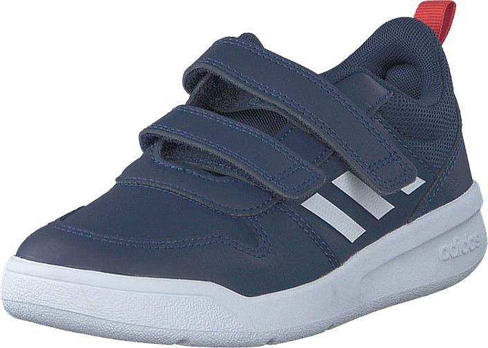Adidas Sport Performance Tensaur C Dark Blue/ftwr White/active Re, Kengät, Tennarit ja Urheilukengät, Sneakerit, Sininen, Lapset, 34