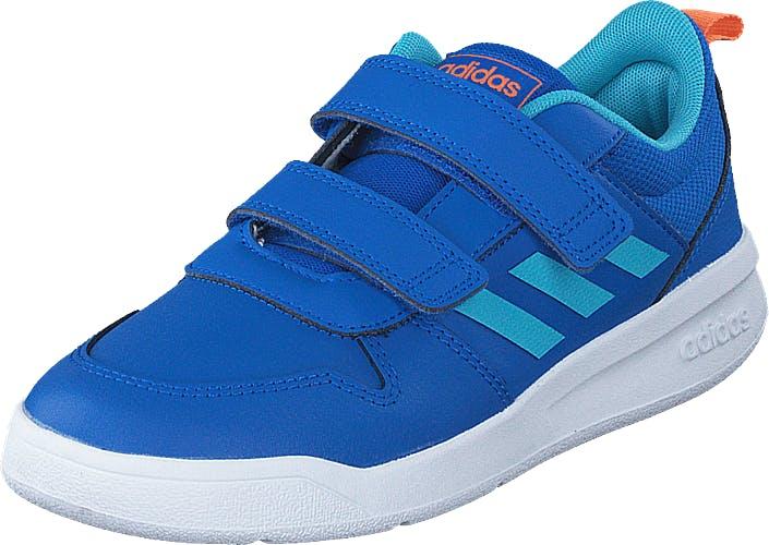 Adidas Sport Performance Tensaur C Glory Blue/bright Cyan/amber T, Kengät, Tennarit ja Urheilukengät, Urheilukengät, Sininen, Lapset, 32