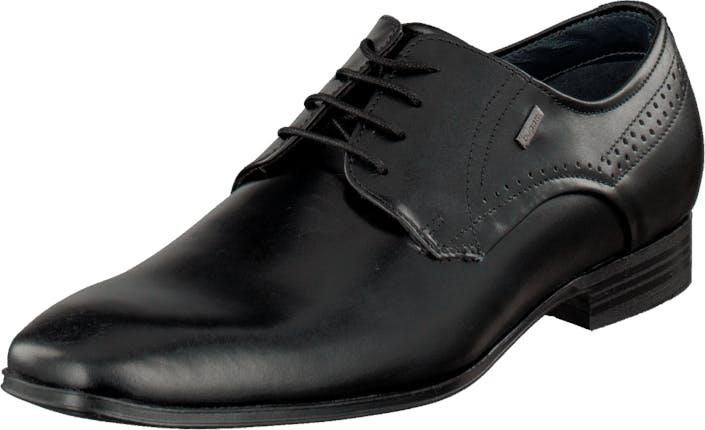 Bugatti 19U1801 Black, Kengät, Matalat kengät, Juhlakengät, Musta, Miehet, 40