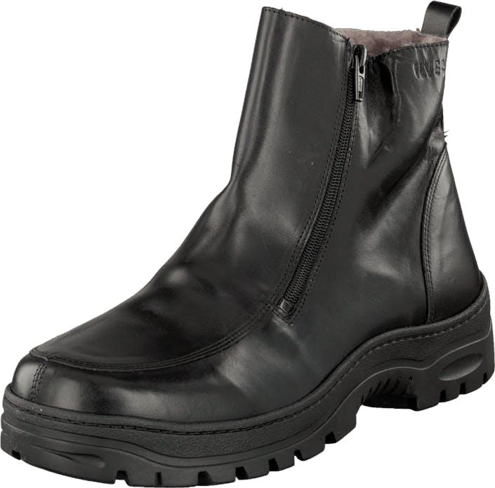 Ilves 756386LM Black, Kengät, Bootsit, Chelsea boots, Musta, Miehet, 40