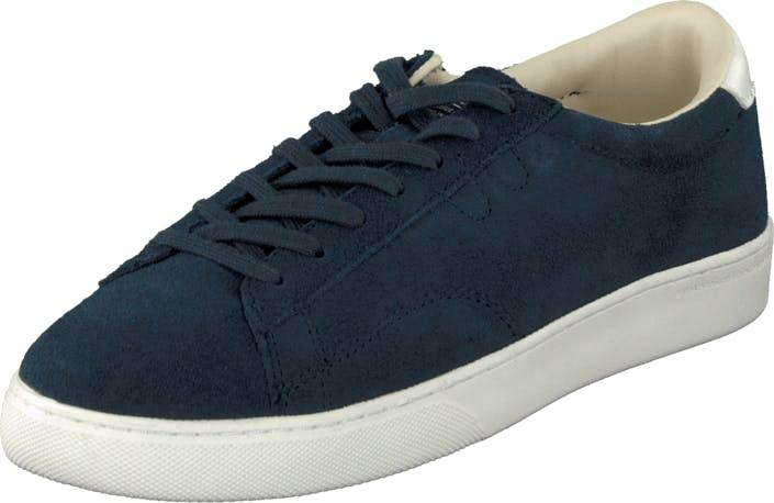 WeSC OCP02 - Off Court Sneaker Blue Iris, Kengät, Tennarit ja Urheilukengät, Varrettomat tennarit, Sininen, Miehet, 39