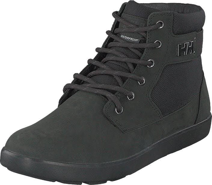 Image of Helly Hansen Stockholm 2 Black/black/mid Grey, Kengät, Bootsit, Chukka boots, Musta, Miehet, 45