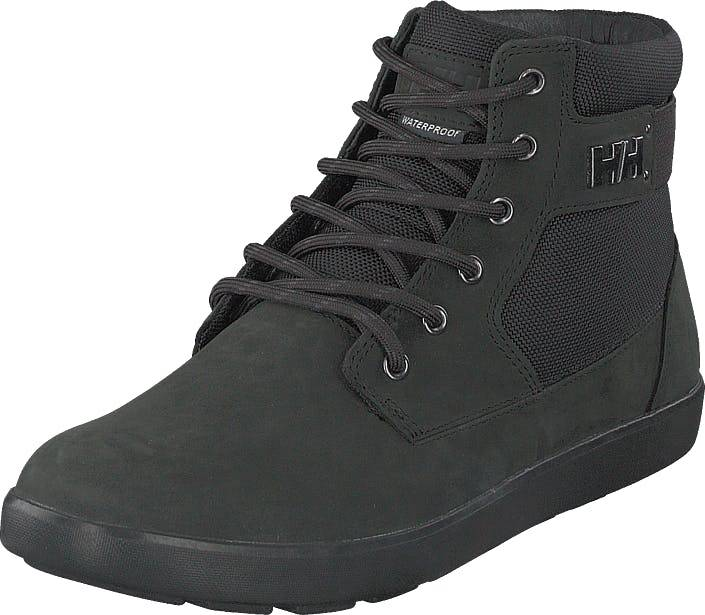 Image of Helly Hansen Stockholm 2 Black/black/mid Grey, Kengät, Bootsit, Chukka boots, Musta, Miehet, 41