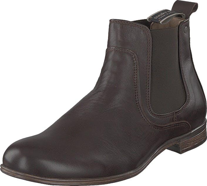 Sneaky Steve Cumberland Brown, Kengät, Bootsit, Chelsea boots, Harmaa, Miehet, 41