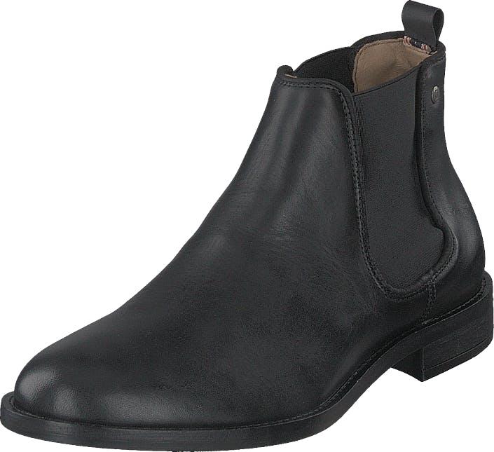 Sneaky Steve Lomond Black, Kengät, Bootsit, Chelsea boots, Musta, Miehet, 41