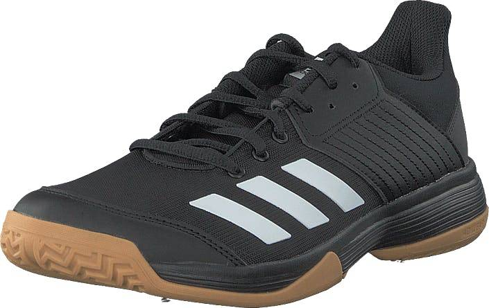 Adidas Sport Performance Ligra 6 Core Black/ftwr White/gum M1, Kengät, Tennarit ja Urheilukengät, Sneakerit, Musta, Miehet, 44
